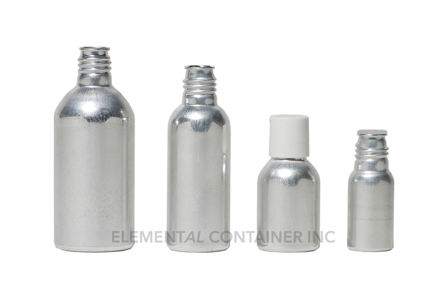 Elemental Container Cosmetic Aluminum Containers Amp Bottles