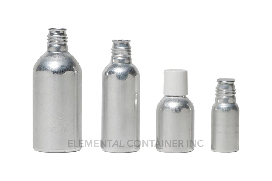 Elemental Container Consumer Aluminum Bottles Caps Amp Cans